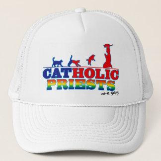 Katholische Priester Truckerkappe