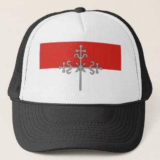 Katholisches Gemeinschaftssymbol Suiti Truckerkappe