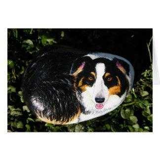 """""""Katie"""" Hundefelsenkarte Karte"""