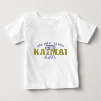 Katmai Nationalpark Baby T-shirt