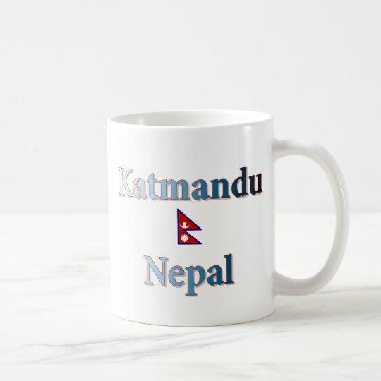 Katmandu Kaffeetasse