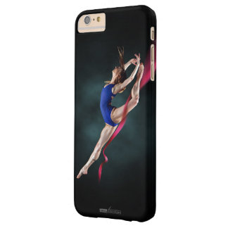 Katyas Ballerina springen Button herauf Barely There iPhone 6 Plus Hülle