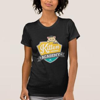 Kätzchen-HochschulWappen T-Shirt