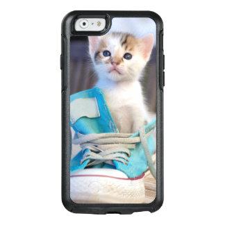 Kätzchen in einem Schuh OtterBox iPhone 6/6s Hülle