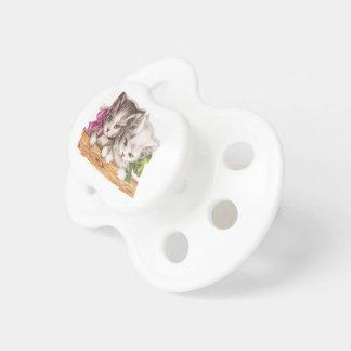 Kätzchen-Schnuller Schnuller