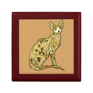 Katze 1 geschenkbox