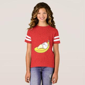 Katze Banane Durimiendo T-Shirt