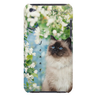 Katze Barely There iPod Cover