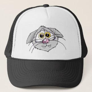 katze, cat, cats, katzen, mütze, cap truckerkappe