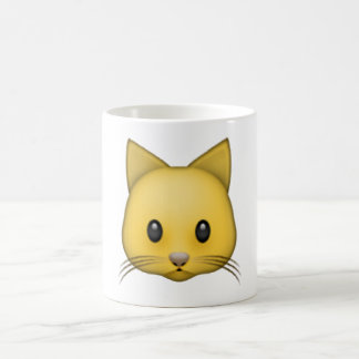 Katze - Emoji Kaffeetasse