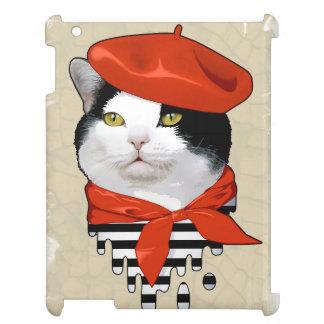 Katze Franzose Hüllen Für iPad