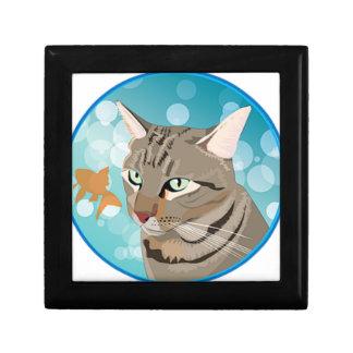 Katze Geschenkbox