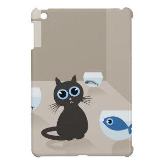 Katze im Haus iPad Mini Hülle