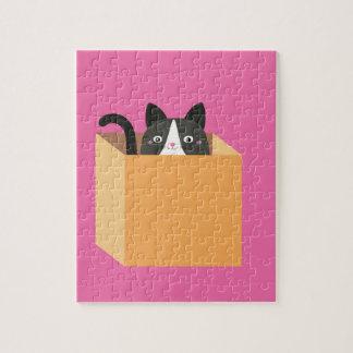 Katze im Kasten Puzzle