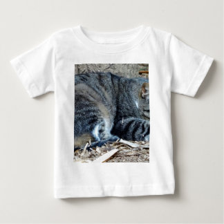 Katze in Sao-Paulo Baby T-shirt
