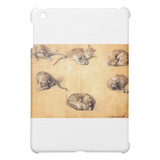Katze iPad Mini Hüllen