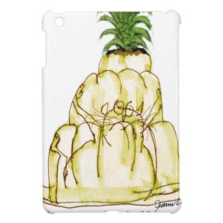 Katze jello die Ananas der tony fernandess iPad Mini Hülle