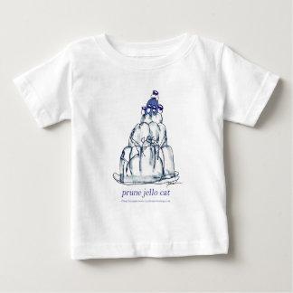 Katze jello die Pflaume der tony fernandess Baby T-shirt