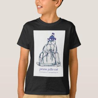 Katze jello die Pflaume der tony fernandess T-Shirt