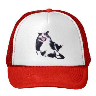 Katze Trucker Mütze