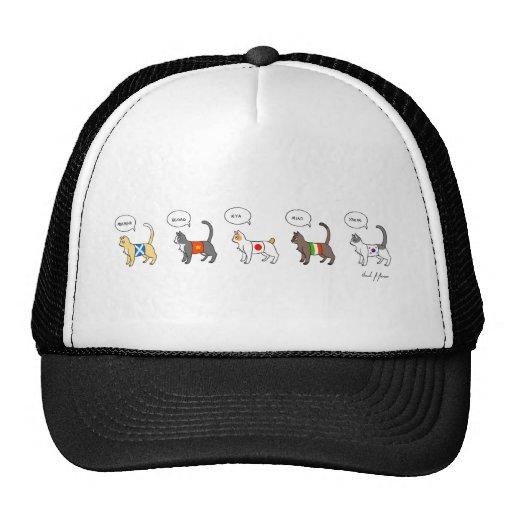 Katze Retrokult Cap