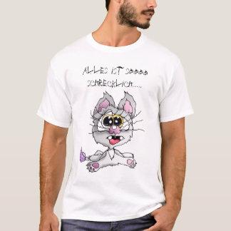 katze, katzen, cat, cats, schrecklich, shirt