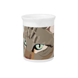 Katze Krug