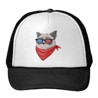 Katze Memes-House- Mützen