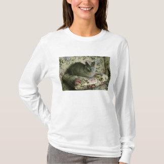 Katze, Minnie, Tonkinese. T-Shirt