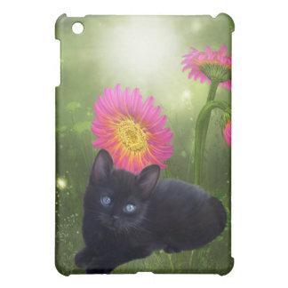 Katze mit Blumen iPad Mini Schale