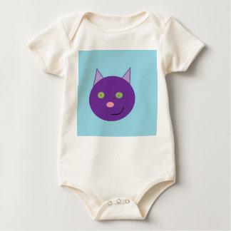Katze onsie baby strampler
