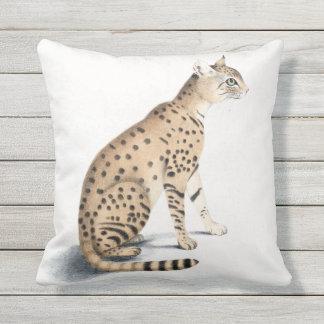 Katze Ornata Wurfs-Kissen im Freien Kissen Für Draußen