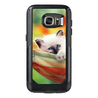 Katze OtterBox Samsung Galaxy S7 Hülle