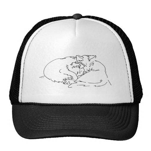 Katze Presents.jpg Trucker Cap