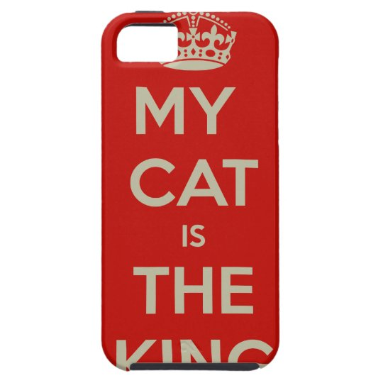 Katze Qoute iPhone 5 Case