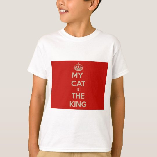 Katze Qoute T-Shirt