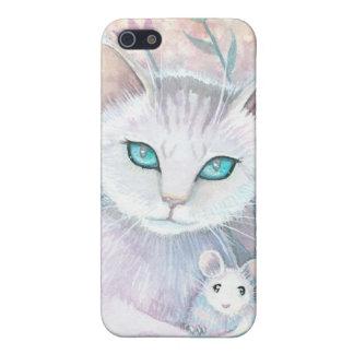 Katze und MausiPhone Fall iPhone 5 Hülle