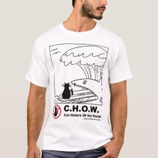 KatzeHaters, die T - Shirt surfen