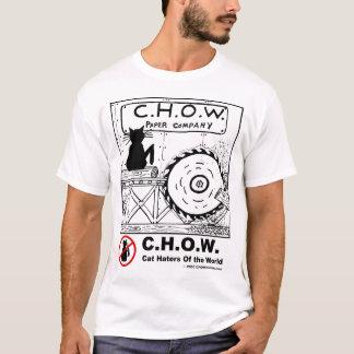 Katzehaters-Sägemühle-T - Shirt