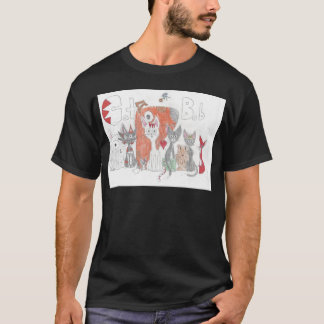 Katzen-Bob Tee.jpg T-Shirt