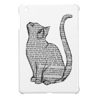 Katzen-Buch iPad Mini Cover