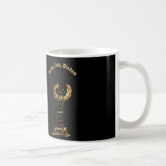Katzen, Bücher, Klugheits-Kaffee-Tasse Kaffeetasse