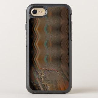 Katzen-Entlastungs-Wüsten-Staub-Antrieb weg OtterBox Symmetry iPhone 8/7 Hülle