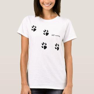 Katzen-Frauen-T - Shirt
