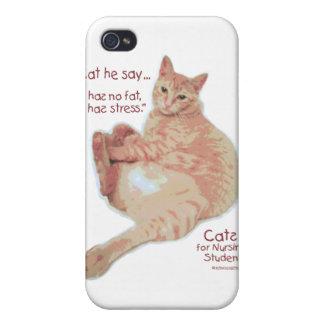 Katzen für pflegenstudenten - I hat Druck Etui Fürs iPhone 4