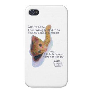 Katzen für pflegenstudenten - I hat sinkendes Hülle Fürs iPhone 4