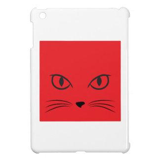 Katzen-Gesicht Hülle Für iPad Mini