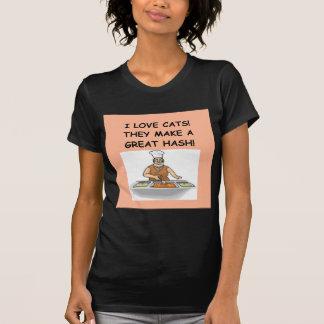 Katzen-Hasser T-Shirt