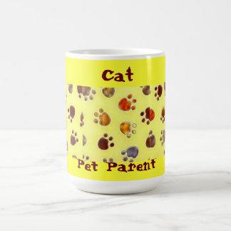 Katzen-Haustier-Elternteil Kaffeetasse