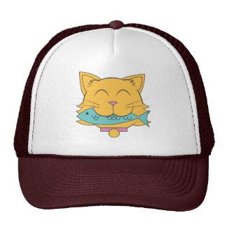 Katzen-Hut Baseball Caps